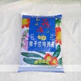 【君子蘭花卉培養基-3L】 營養土 花土 蘭花土 3L/包-5101002
