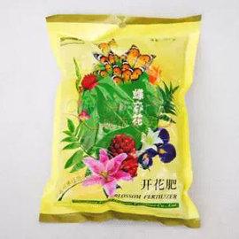 【開花肥-300g】原裝300克家庭陽臺盆栽有機肥複合肥磷肥,3包/組-5101002