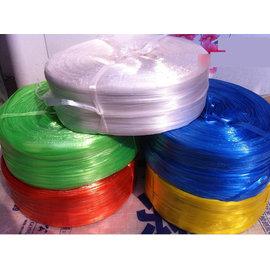 【塑膠捆紮繩-純新塑膠-3.5kg左右/卷-1卷/組】批發捆紮繩 打包帶 捆綁繩子 撕裂帶-5101015