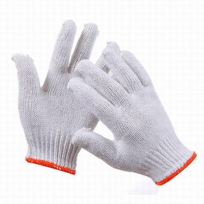 【600克棉紗手套-013-12雙/包-3包/組】勞保防護手套工地工程作業幹活機械手套工地搬運-586039