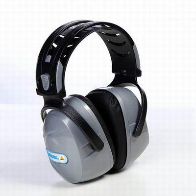【防噪音耳罩-103009-降噪33分貝-1個/組】隔音耳罩防噪音睡覺眠降噪音用工廠學習防護耳罩-586039