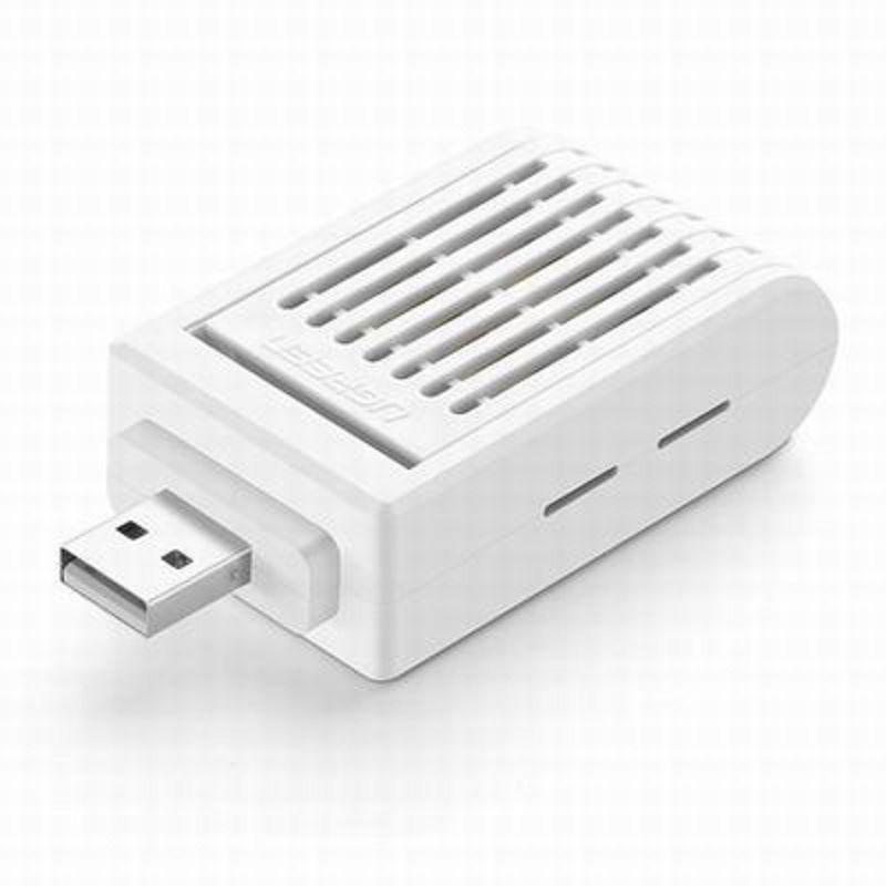 【可?式USB驅蚊器-6*3.8*2cm-1套/組】家用戶外車載電熱蚊香電子滅蚊器相容多種USB口設備-586062