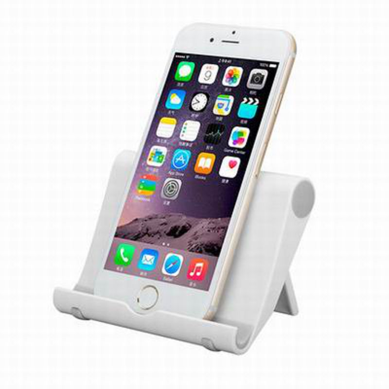 【手機平板桌面支架-PC-10*8.2cm-1套/組】手機平板通用 便捷實用 250度旋轉 角度可調-586063