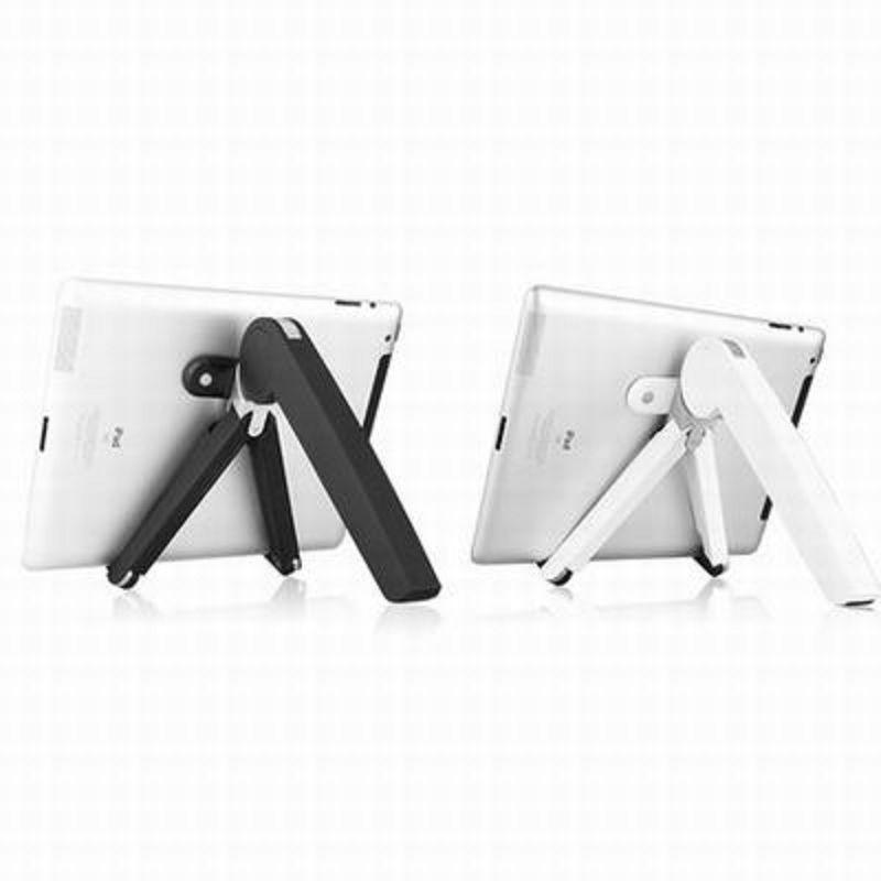 【手機平板筆電桌面支架-升級版-1套/組】折疊式便攜支架 懶人支架(適14寸內平板/筆電/手機)-586063