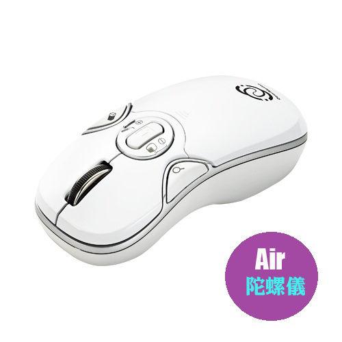 【OmniMotion 陀螺儀空中 無線滑鼠 WM200P (白色)】-5821001