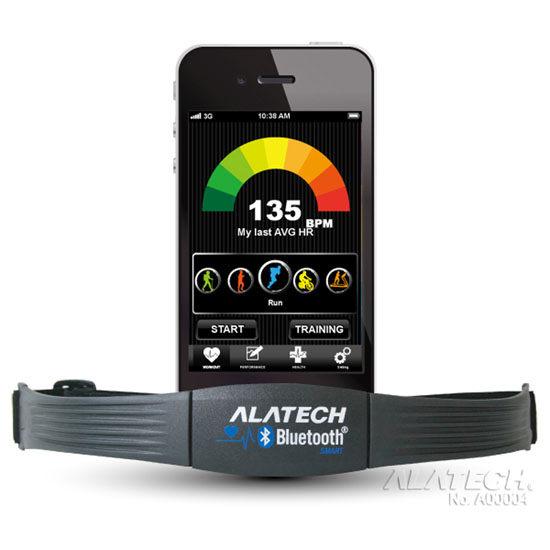 【ALATECH iPhone專用 藍牙4.0無線心跳帶】-5821001