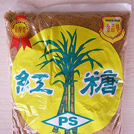 【寶山紅糖-450g/包-10包/組】寶山紅糖(俗稱黑糖) 450g 製作黑糖饅頭/西點麵包/蛋糕 含鈣量是白糖的10倍-8020002