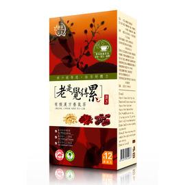 【有機漢方養氣茶-72g/盒-2盒/組】有機漢方養氣茶6g*12茶包-8020003