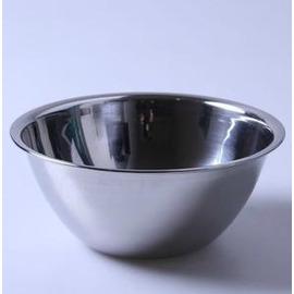 26CM斜身打蛋盆 不銹鋼 調料缸盅 攪拌盆 味盅 烘焙工具-7201005