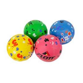 1號經典投籃遊戲籃球 卡通玩具球 兒童皮球 -7801001