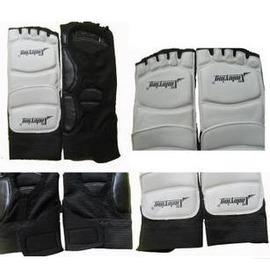 跆拳道護手套護腳套 散打訓練護腳背 比較專用護具-7801002