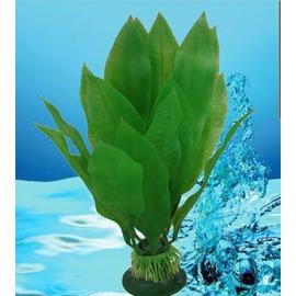 水族水草 造景水草 景色草裝飾用品 塑膠水草 魚缸佈景16寸-7901003