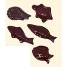 【巧克力模-立體冰格透明料-2088】巧克力模具套裝 硬質模具 DIY模具(成品4g)(模27.5*13.5*2.4cm)多款可選-8001001