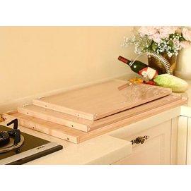 【乾麵板-炭化板-80*50-標配】案板 麵板 和麵板 揉麵板 切菜板實木(80*50cm)(標配是一塊板沒有贈品)-8001010