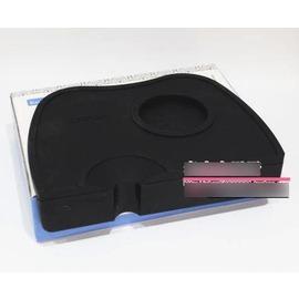【咖啡壓粉器防滑墊-矽膠-21*15*4.5cm-1個/組】 咖啡防滑墊 填壓器轉角墊 填壓器座墊 壓粉器防滑墊-7501007