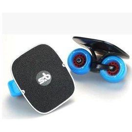 【漂移板-SAB標配套餐-大板16.5*13.5*高9cm-大輪72*44mm-1套/組】分體滑板溜冰鞋風火輪大板大輪(套餐內容請看網頁內說明 )-56032