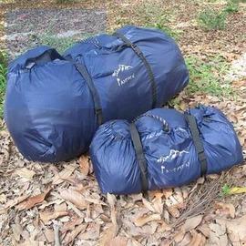 【多用壓縮馱包-S號-55*30*23cm-1個/組】收納30升左右背包大睡袋帳篷衣物可壓縮多用馱袋登山包馬背馱包 帳篷睡袋背包罩-76012