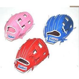 【棒壘手套-軟PVC-1個/組】高品質 棒球手套 軟且舒適 成人兒童女性可使用-56004