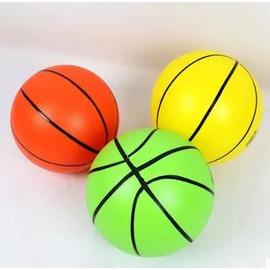 【兒童籃球-5號-哈哈球-PVC-直徑8.5寸21cm-3個/組】哈哈球 兒童玩具籃球 PVC籃球 幼稚園拍拍球 無毒無味 送打氣筒一個-56007