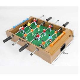 【桌上足球機-纖維板+ABS-50*32*10cm-1套/組】兒童迷你桌上足球 波比足球 兒童玩具禮品送小球-56007
