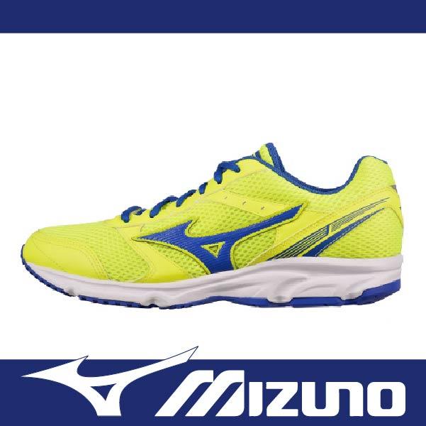 萬特戶外運動 MIZUNO K1GR161273 男慢跑鞋 MAXIMIZER 18 寬楦 基本款 螢黃色