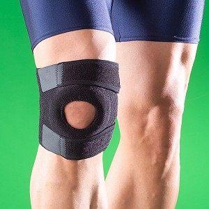 護膝 高透氣可調式膝部護套 OPPO歐柏 1125