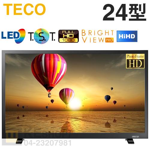 TECO 東元( TL2406TRE ) 24型【FHD晶鑽系列】薄型LED數位液晶顯示器《送基本安裝、舊機回收》