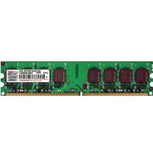 *╯新風尚潮流╭*創見桌上型 512M DDR2-667 終身保固 TS64MLQ64V6J