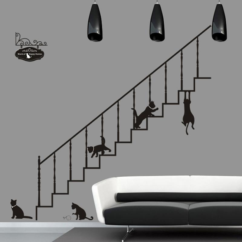 Decor.H 貓咪之家 寵物 無痕設計壁貼 不傷牆面 展覽 布置 創意 DIY 裝潢 裝飾