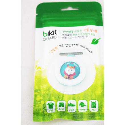 [敵富朗超市]韓國Bikit Guard精油防蚊扣