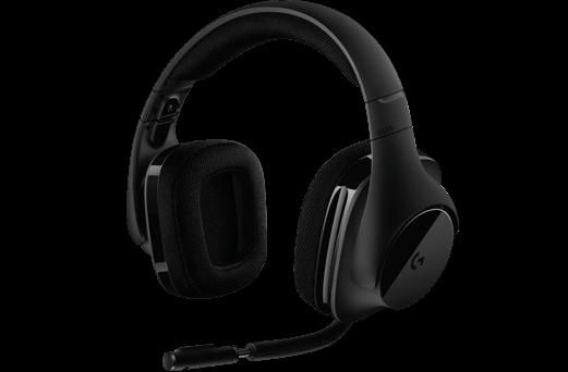 【迪特軍3C】羅技 G533 公司貨 WIRELESS DTS 7.1 聲道環繞音效遊戲耳機麥克風 耳麥
