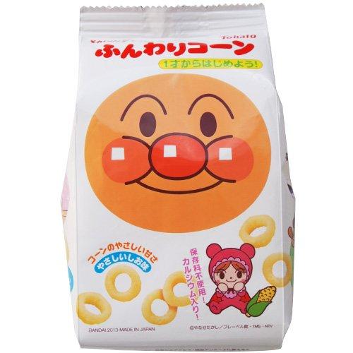 東鳩麵包超人玉米蔬菜餅-鹽味 (25g)