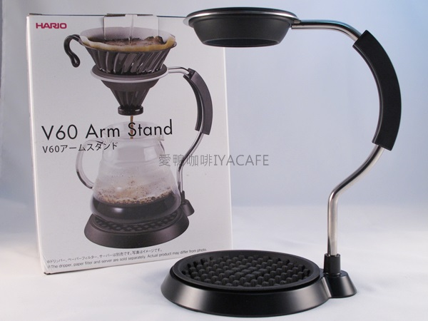 《愛鴨咖啡》Hario VAS-1 V60 濾杯 專用金屬 手沖架
