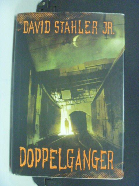 【書寶二手書T2/原文小說_GAV】Doppelganger_Stahler, David, Jr.