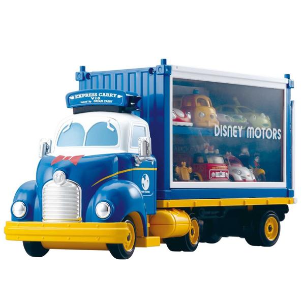 日本 Disney 迪士尼TOMICA TSUM TSUM 唐老鴨 造型卡車