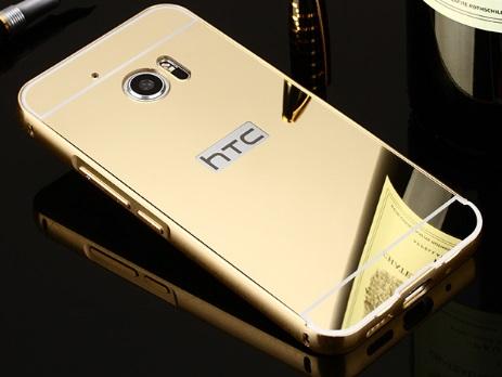 HTC 10 鏡面金屬邊框+後蓋 M10 手機殼