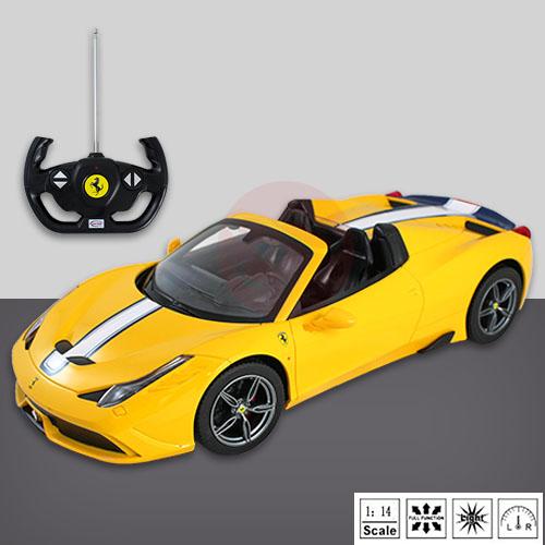 【瑪琍歐玩具】1:14 Ferrari 458 Speciale A