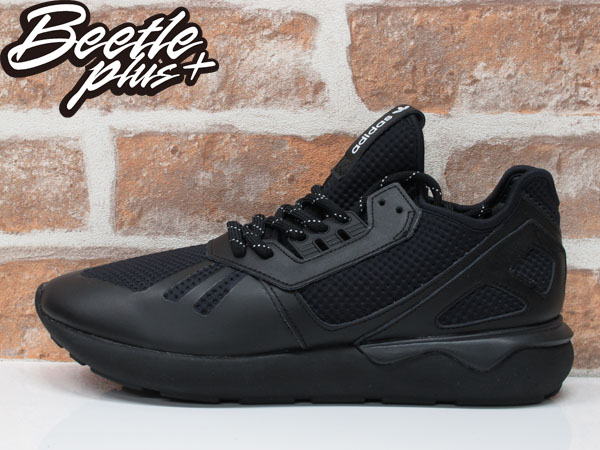 BETTLE ADIDAS TUBULAR RUNNER Y-3 平民版 黑武士 全黑 黑魂 愛迪達 慢跑鞋 B25526