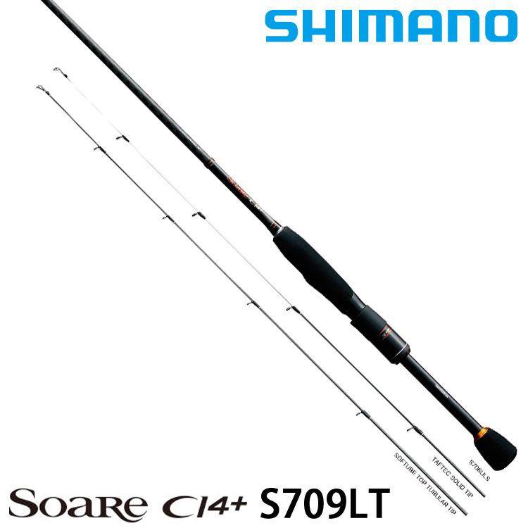漁拓釣具 SHIMANO SOARE CI4+