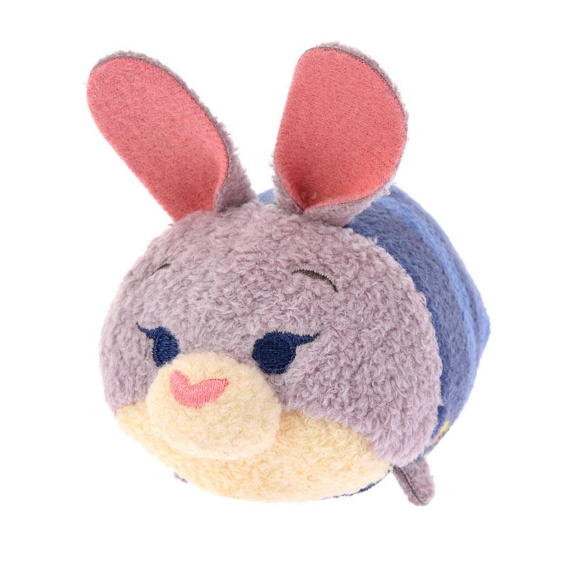 【真愛日本】16050300010專賣店tsum娃S-哈茱蒂    迪士尼 動物方程式 娃娃 茲姆 收藏 擺飾