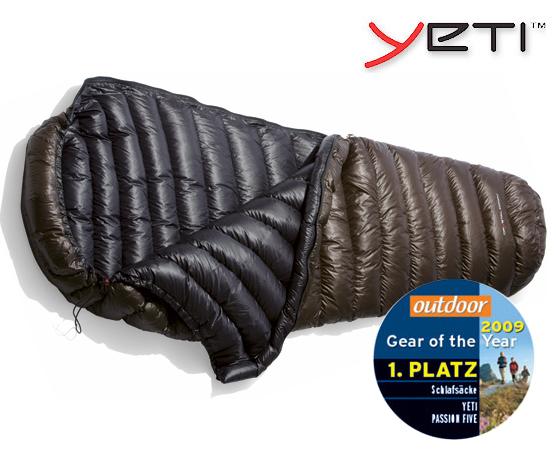 【鄉野情戶外專業】 YETI |德國|  Companyon Passion Five 超輕量羽絨睡袋(M號)/800FP/78221 (適溫-7°C) 【德國純手工】