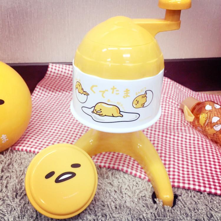 PGS7 (現貨+預購) 日本蛋黃哥系列商品 - 三麗鷗 蛋黃哥 製冰機 剉冰機 布丁狗 冰塊