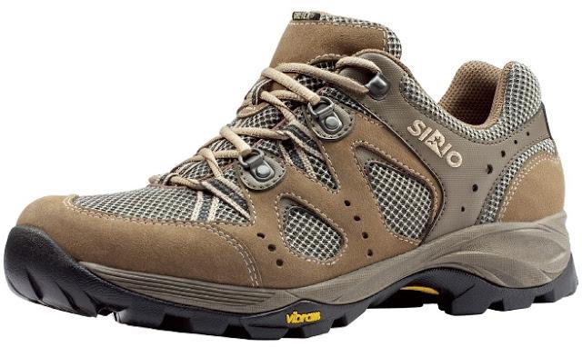 [ SIRIO ] 登山鞋/休閒鞋/背包客/旅遊/健行 PF116 日本 Gore Tex 防水透氣 黃金大底 短筒 棕色