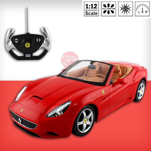 【瑪琍歐玩具】1:12 Ferrari California 遙控車