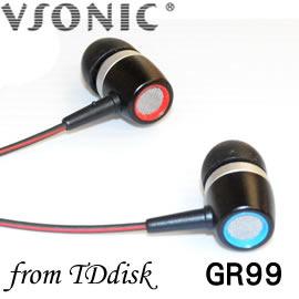 志達電子 GR99 VSonic GR99 入耳式耳機 GR02 ES18 VSD1 E10 聲美 CX180 DN12 可參考