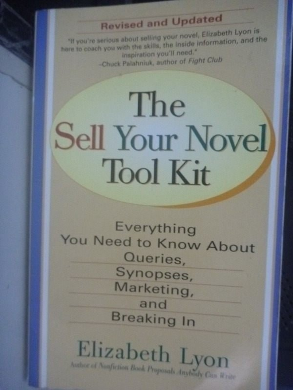 【書寶二手書T4/原文小說_HSN】The Sell Your Novel Tool Kit