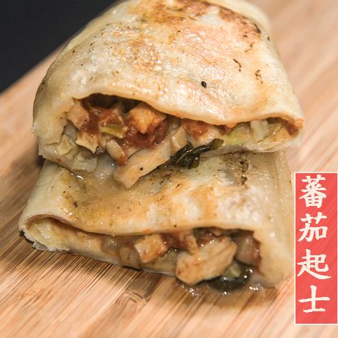《麗師傅蔬食料理》【奶素】番茄起士 / 250公克x6