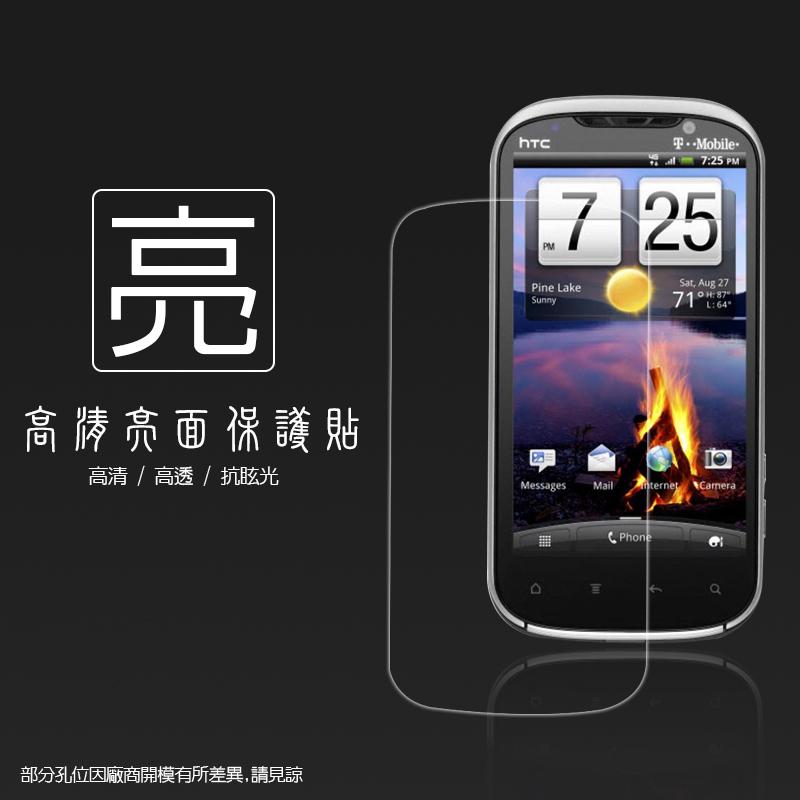 亮面螢幕保護貼 HTC Explorer A310e / G22 保護貼