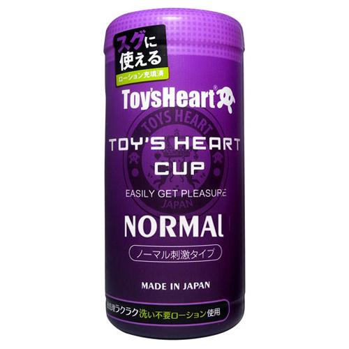 [漫朵拉情趣用品]【日本 對子哈特 】 * トイズハートカップ ノーマル(TOY S HEART CUP NORMAL) 快感杯 DM-9102526