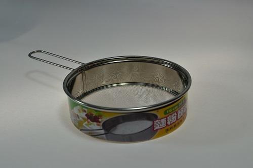 喜常來-30目麵粉篩-含手把~台灣製造~烘培好幫手